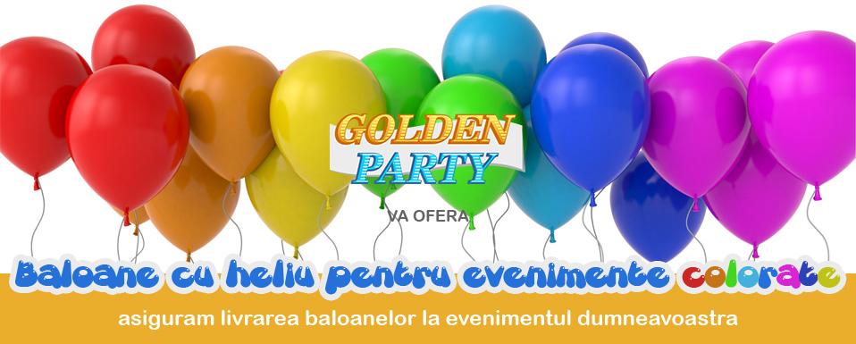 Baloane cu Heliu Cluj pentru evenimente si petreceri