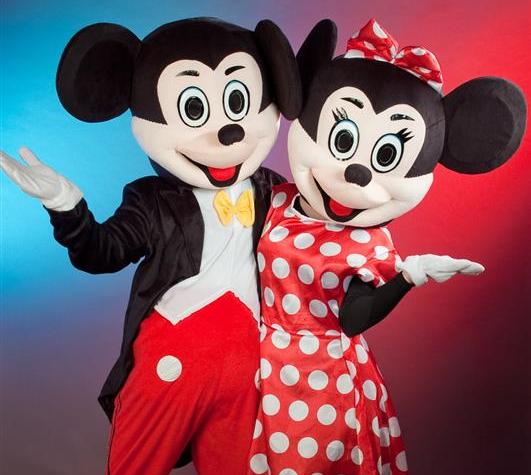 Animator Minnie Mouse pentru Botez