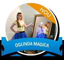 Oglinda Magica - Petreceri copii Cluj