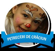 Petreceri de Craciun 2018 - Petreceri copii Cluj