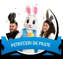 Petreceri copii de Paste Cluj