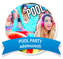 Pool Party Copii si adolescenti Cluj