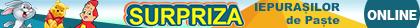 Spectacol online pentru copii - Surpriza iepurasilor de Paste