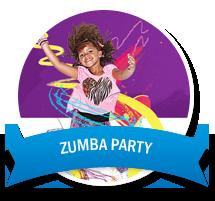 Zumba Party Copii Cluj